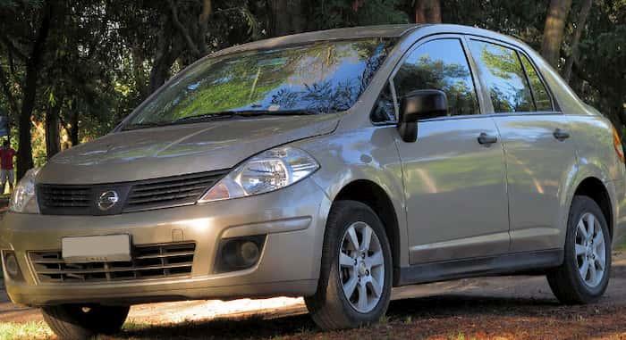 Manual de mecánica Nissan Versa 2008