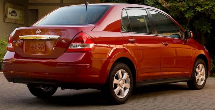 Manual de mecánica Nissan Versa 2010