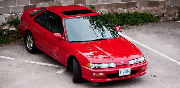 Manual de mecánica Acura Vigor 1993