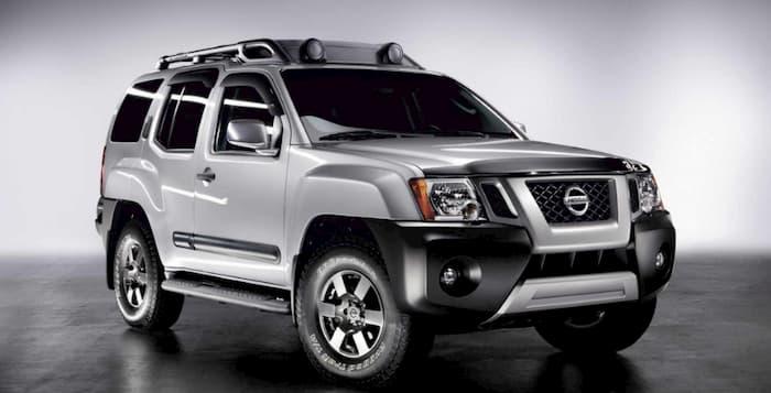 Manual de mecánica Nissan Suv X-Terra 2013