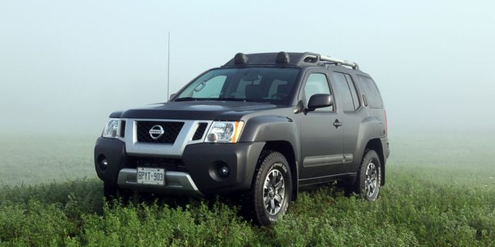 Manual de mecánica Nissan Suv X-Terra 2014