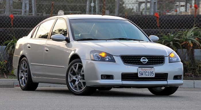 Manual de mecánica Nissan Altima 2002