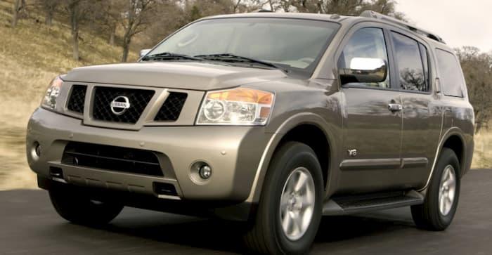 Manual de mecánica Nissan Armada 2008