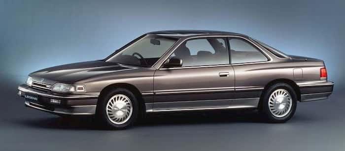 Manual de mecánica Acura Legend Coupe 1988-1990