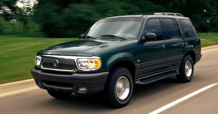 Manual de mecánica Ford Explorer-Mountainer 1995-2001