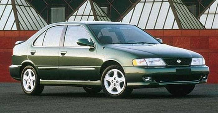 Manual de mecánica Nissan Sentra B14 Series (GA-SR) 1998