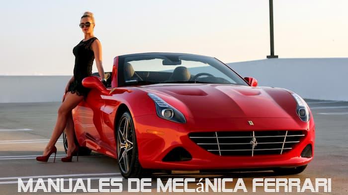 Manuales de taller Ferrari