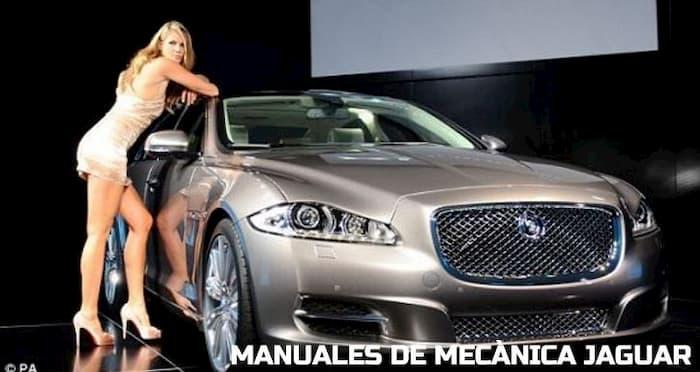 Manuales de taller Jaguar
